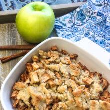 Baked Cinnamon Apples   5-Ingredient Recipes