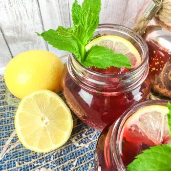 Passion Tea Lemonade   Summer Entertaining