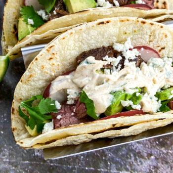 Steak Street Tacos   Healthy 30-Minute Meal