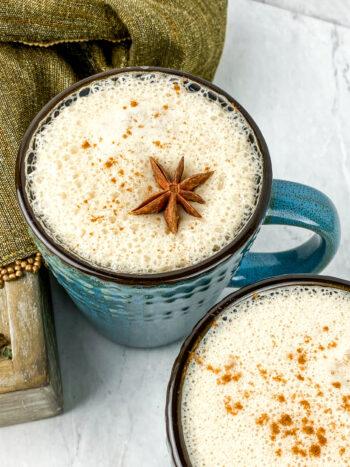 Vanilla Chai Latte | Healthy 30-Minute Meals