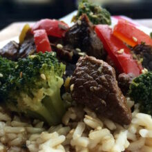 Slow Cooker Beef Broccoli | Slow Cooker Recipes