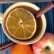 Mulled Apple Cider with a Twist | Slow Cooker Recipes