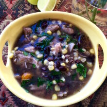 Southwestern Chicken Soup | Farmer's Market Finds Recipes