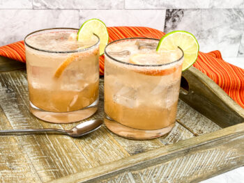 Sparkling Paloma Cocktail | Cocktails and Mocktails and Appetizers Recipes